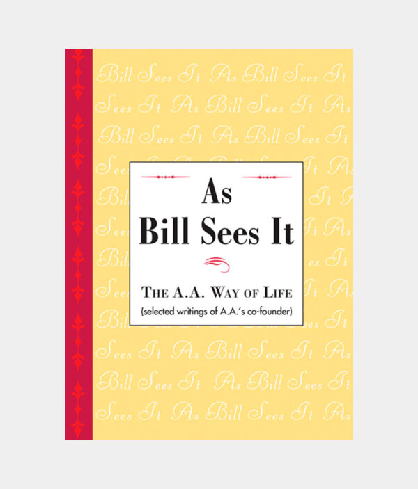 "As Bill Sees It ""Hard Cover"""