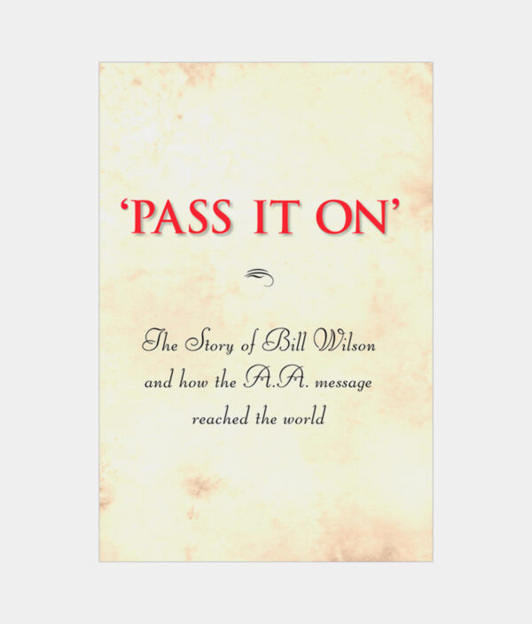 """Pass It On"""