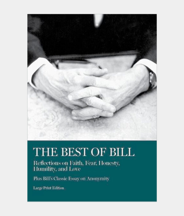 Best Of BIll Large Print
