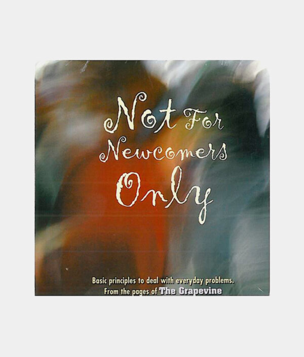 Not For Newcomers Only CD