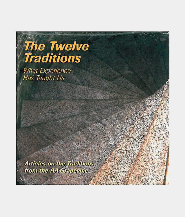 The Twelve Traditions CD