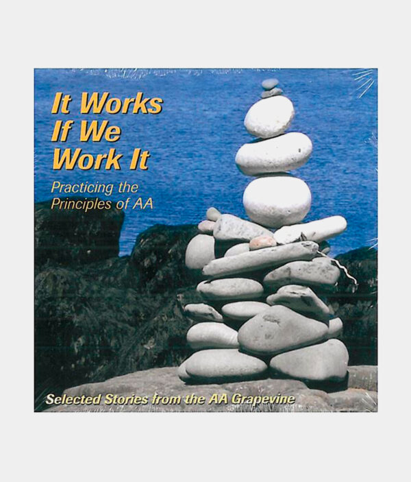 It Works If We Work It CD