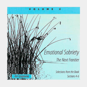 Emotional Sobriety Vol 2 CD
