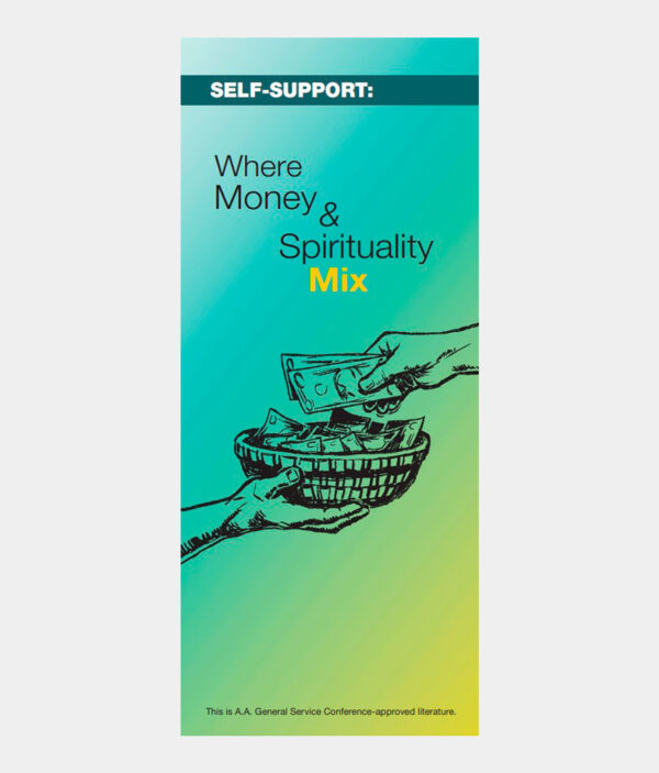 Self-Support: Where Money and Spirituality Mix