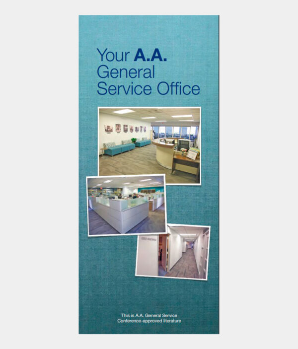 Your A.A. General Service Office