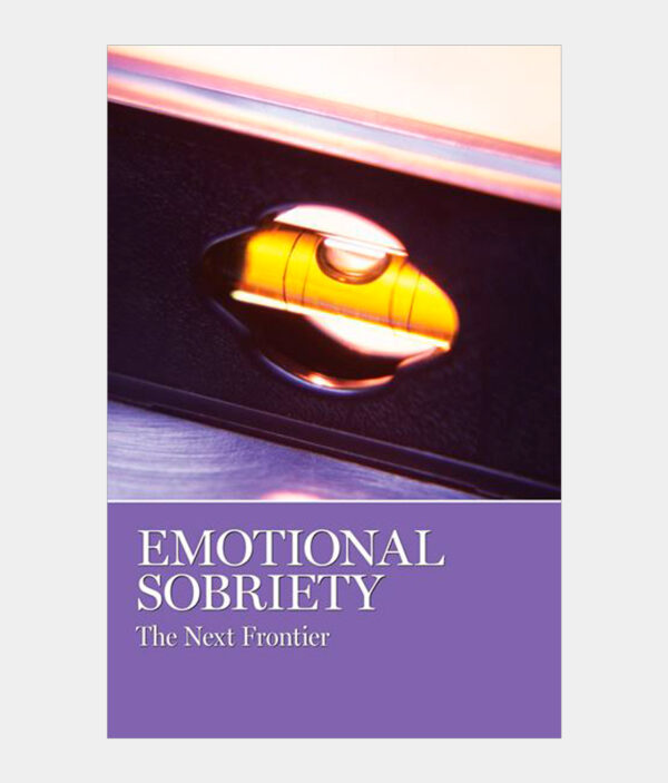Emotional Sobriety: The Next Frontier