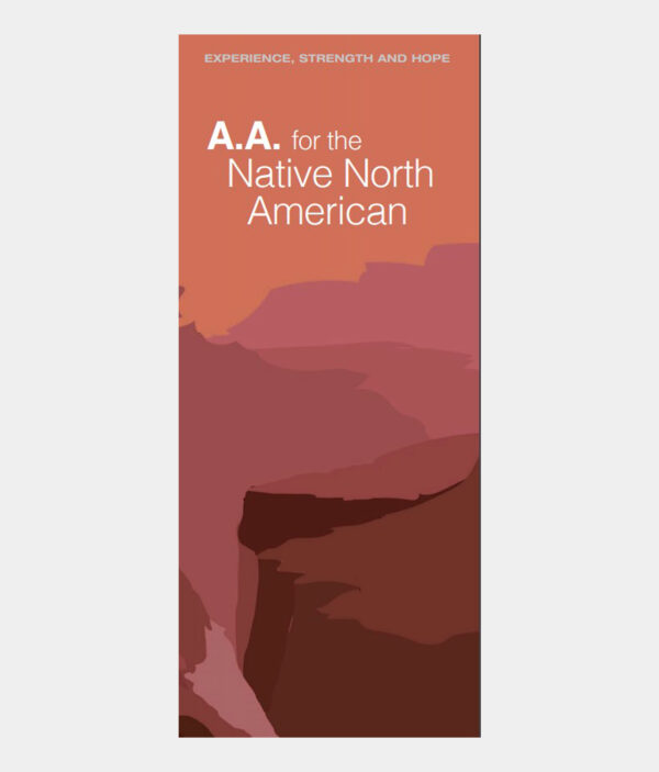 A.A. for the Native North American