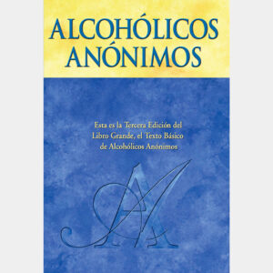Alcoholics Anonymous Spanish Hardcover
